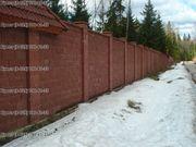 Блоки для каменного декоративного забора в Бресте - foto 1