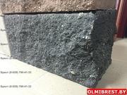 Блок цементно-песчаный декоративный цветной - foto 3