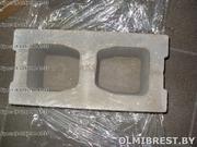 Блоки демлер,  цементно-песчаные блоки,  декоративные блоки - foto 2