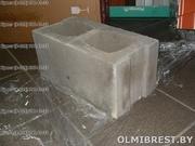 Блоки демлер,  цементно-песчаные блоки,  декоративные блоки