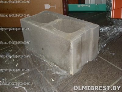 Блоки демлер,  цементно-песчаные блоки,  декоративные блоки - main