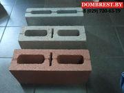 Блоки рваный камень для забора и фундамента в Бресте  - foto 0