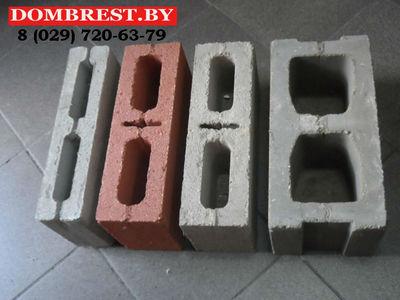 Декоративные блоки для забора рваный камень - main
