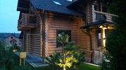 Изготовление домов и бань из оцилиндрованного бревна. - foto 2