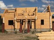 Изготовление домов и бань из оцилиндрованного бревна. - foto 6