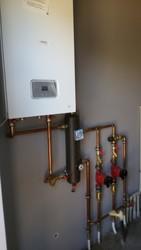 Отопление домов,  дач,  квартир под ключ - foto 3